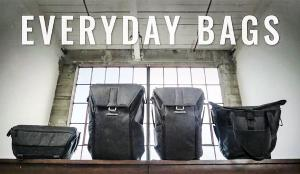 Win a Peak Design Everyday Backpack, Tote or Sling