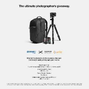 Win a photography prize pack!