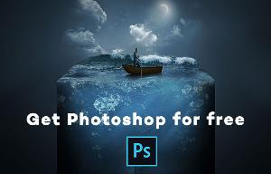 Win a Photoshop CC Subscription for 1 Year