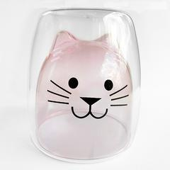 WIN A PINK OR CLEAR CAT GLASS!!