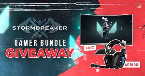 Win a Pixio 144Hz Gaming Monitor & an Astro A40 TR Gaming Headset!!