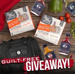 Win a Pizza Fitness Prize Pack