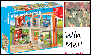 Win a Playmobil Set
