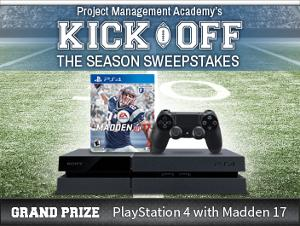 Win a Playstation 4 with Madden 17