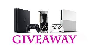 Win a Playstation 4, Xbox One or NVidia GTX 1070