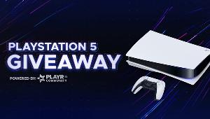 WIN A PLAYSTATION 5!!