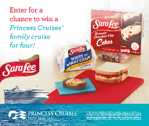 Win a Princess Cruise for Four of Eastern Europe $3,500