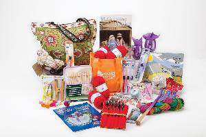 Win a prize pack from Crochet! Magazine