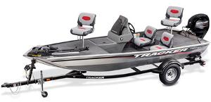 WIN: a Pro 160 Tracker Boat/Motor/Trailer package!