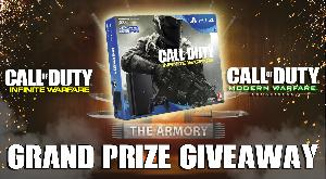 Win a PS4 and a copy of Call of Duty: Infinite Warfare
