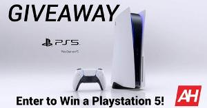 Win a PS5 from Android Headlines