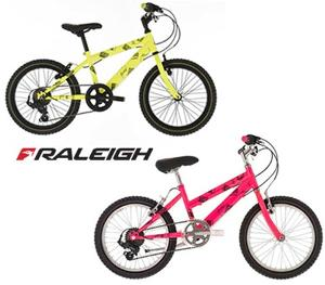 Win a Raleigh Beatz bike!