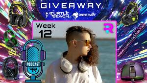 Win a random Turtle Beach or ROCCAT product each week.  Turtle Beach or ROCCAT -  headphone (platform of choice) or ROCCAT -  Keyboard or  mouse!