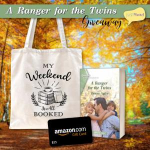 Win a Reader tote bag, signed print copy of The Sheriff's Second Chance, and a $25 Amazon gift card !