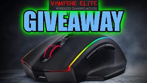 Win a Redragon M686 Gaming Mouse!!