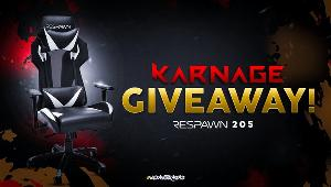 Win a RESPAWN-205 Gaming Chair