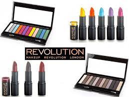 Win a Revolution Make-up!