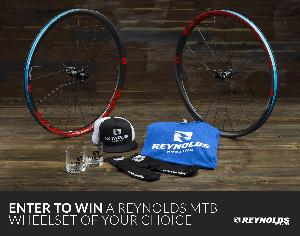 WIN A REYNOLDS MTB WHEELSET OF YOUR CHOICE