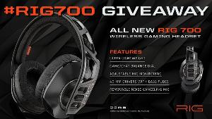Win a RIG 700 Headset