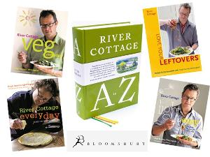 Win a River Cottage Cookbook Library!