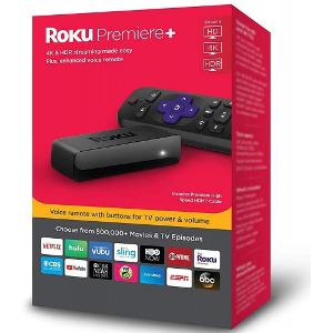 Win A Roku Premiere+ Streaming Player!