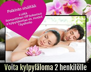 Win a Romantic Spa for two