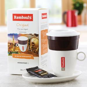 Win a Rombouts coffee bundle!