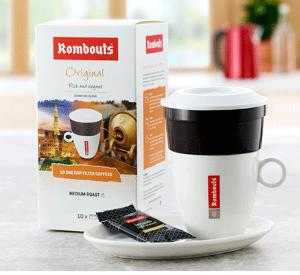 Win a Rombouts coffee bundles!!!