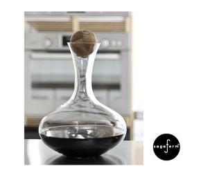 Win a Sagaform Wine Decanters!