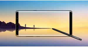 Win a Samsung Galaxy Note8