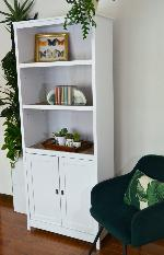 Win a Sauder Cottage Style Library with Doors worth $230!
