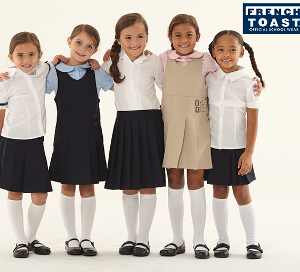 Win a School Uniform from French Toast!!!