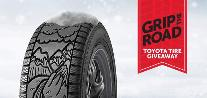 win a set of 4 Michelin tires!