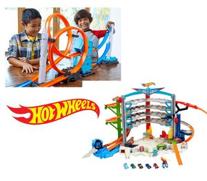 Win a set of Hot Wheels Toys!