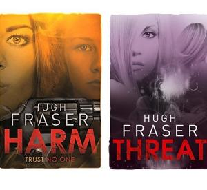 Win a set of Hugh Fraser Books!!