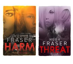 Win a set of Hugh Fraser Books!!!