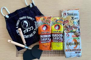 Win a set of Japanese street food pantry essentials from Otafuku Foods today, and cook up the most delicious Okonomiyaki and Yakisoba at home!