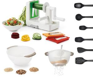 Win a set of OXO kitchen products!!