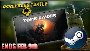 Win a SHADOW OF THE TOMB RAIDER Steam Key!