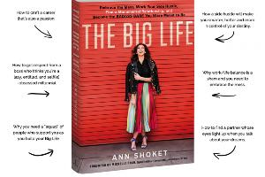 Win a signed copy of The Big Life by Ann Shoket