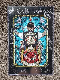 Win a Signed Mayans Cast Poster!!