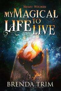 Win a signed paperback copy of My Magical Life to Live, a pair of connected heart earrings and a $25 Amazon giftcard!