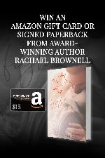 Win a Signed Paperback or $15 Amazon Gift Card