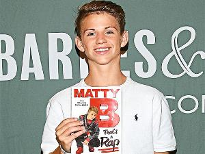 Win a Signed That's a Rap Book from Matty B!!!