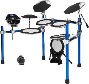 Win a Simmons SD2000 Electronic Mesh Drum Kit worth $1200