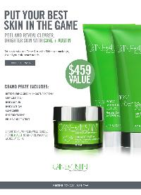 Win a Skincare Prize Pack