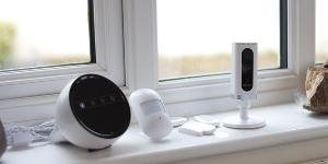 Win a Smanos W100 Wi-Fi PSTN Security System
