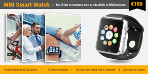 Win a Smart Watch For
