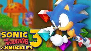 Win a Sonic 3 & Knuckles steam key !!