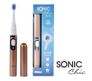 Win a SONIC Chic DELUXE Toothbrush!